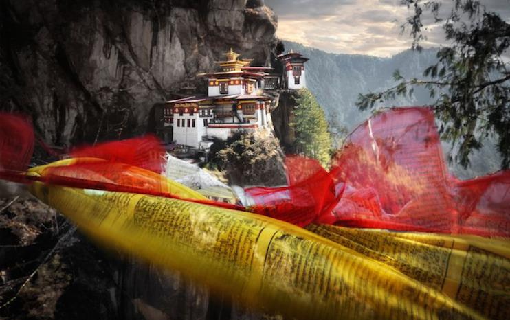 Bhutani reis. Aastavahetus Bhutanis. Sandberg Reisid