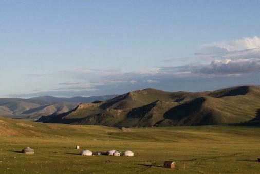 Baikali järv ja Mongoolia