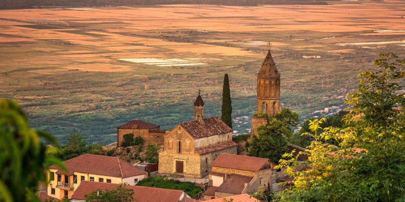 Aserbaidžaan, Gruusia ja Armeenia