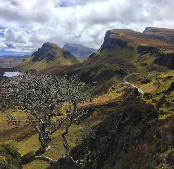 Scotland. Scottish islands.