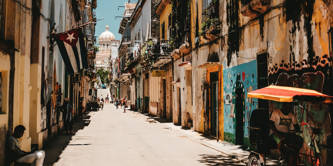 Kuuba reis. Sandberg Reisid