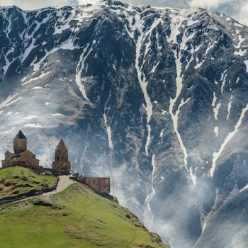 Aserbaidžaan, gruusia ja Armeenia. Kaukaasia reis