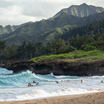 Hawaii reis. Sandberg Reisid