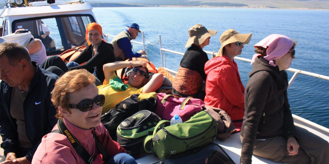 Lake Baikal discovery tour