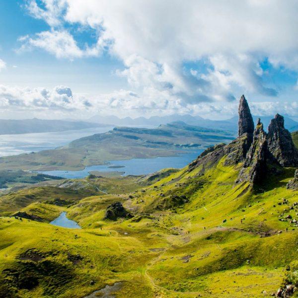 Šotimaa saared. Šotimaa reis. Sandberg Reisid