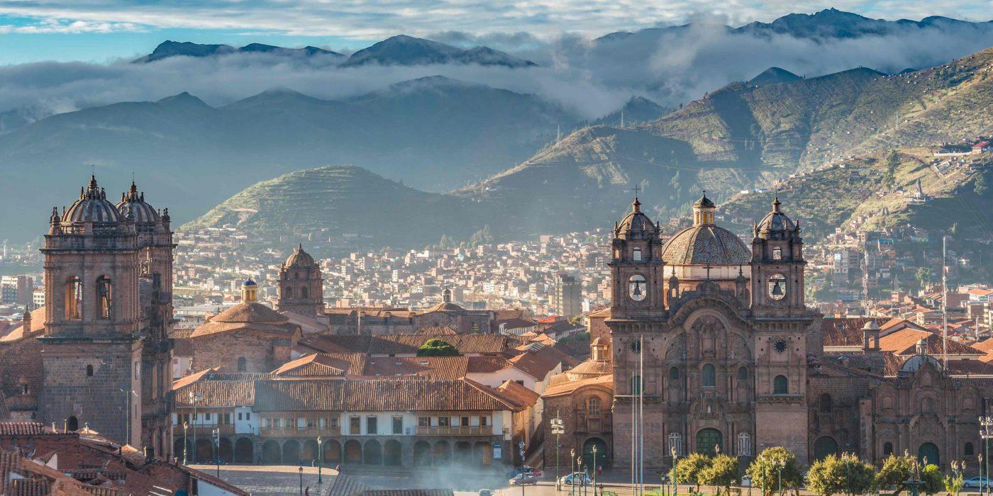 Suur Lõuna-Ameerika seiklusreis