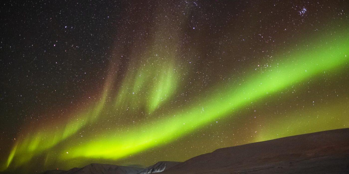 Aastavahetuse reis Tervmägedel. Norra. Svalbard. Sandberg Reisid