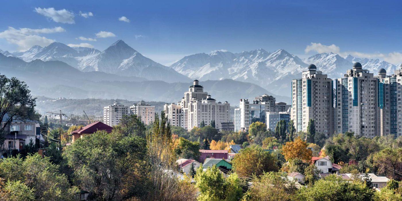 Suur Kesk-Aasia seiklusreis