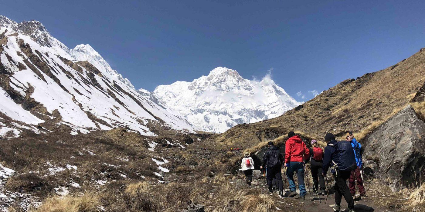 Annapurna baaslaager
