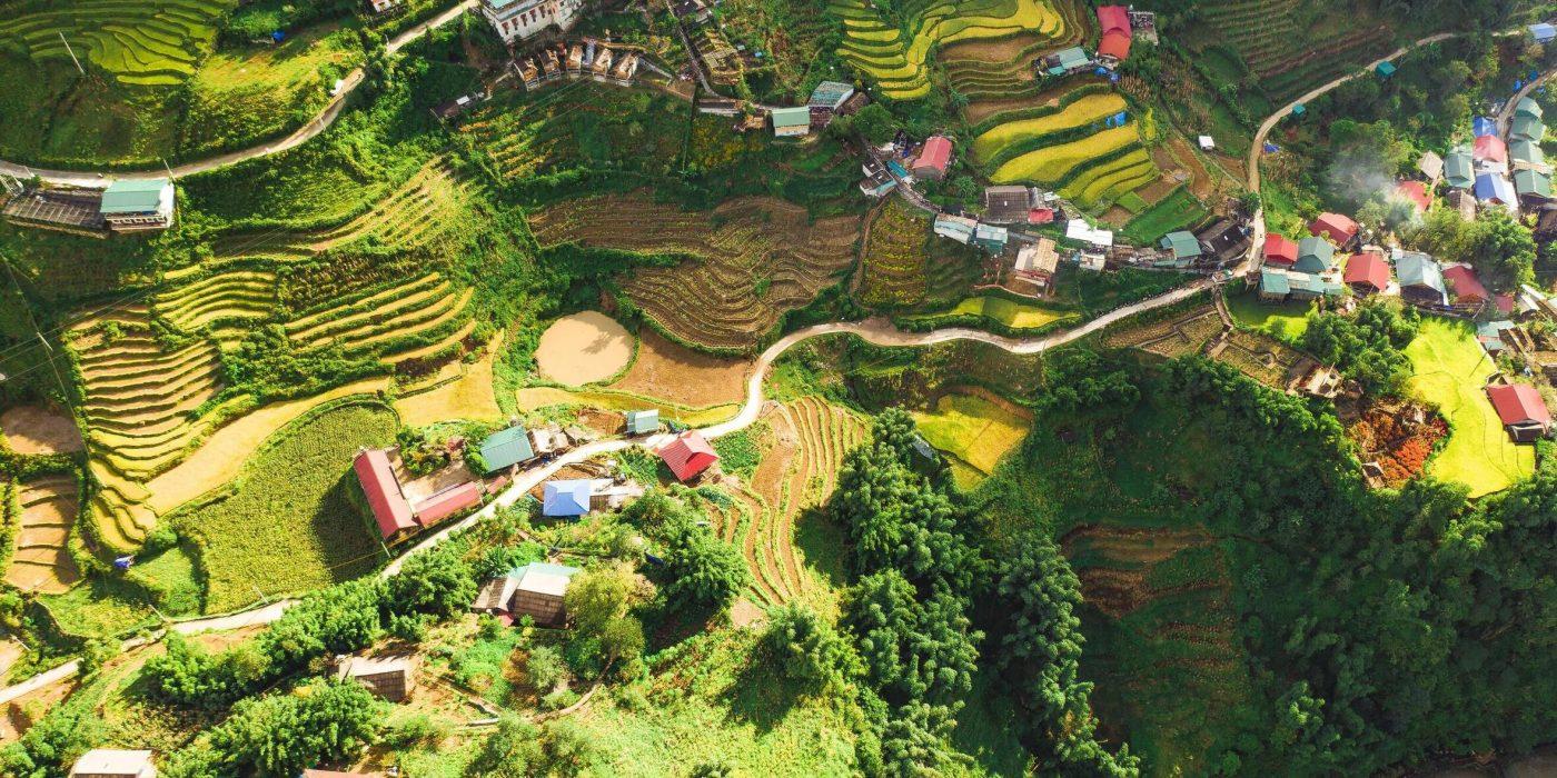 Vietnami Matkareis. Sandberg reisid