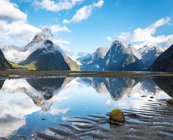 Uus-Meremaa matkareis. Sandberg Reisid