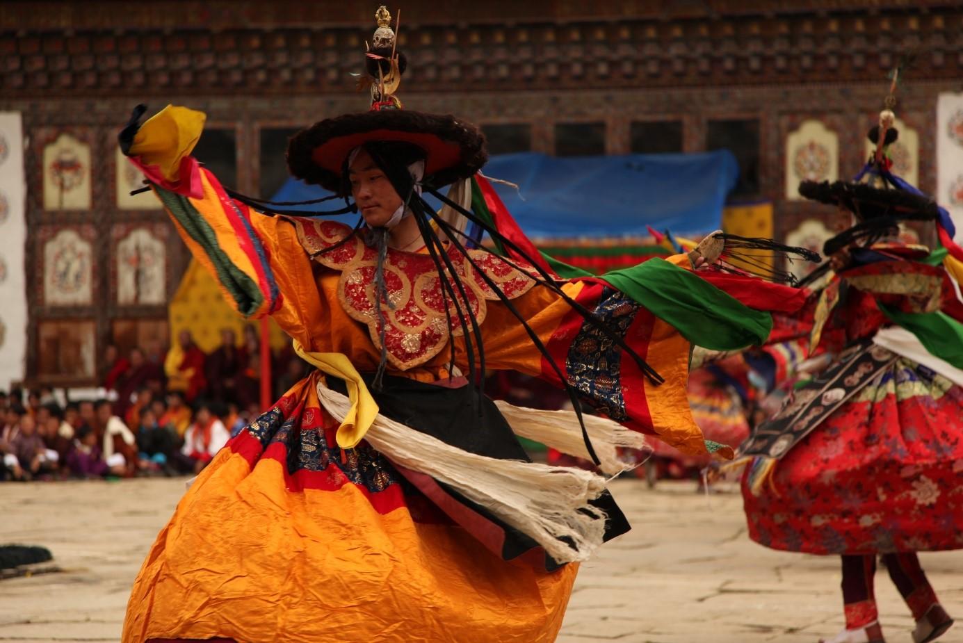 Bhutan. Sandberg Reisid