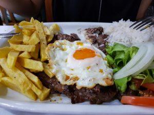 Bitoque. Portugali söök ja köök. Sandberg Reisid