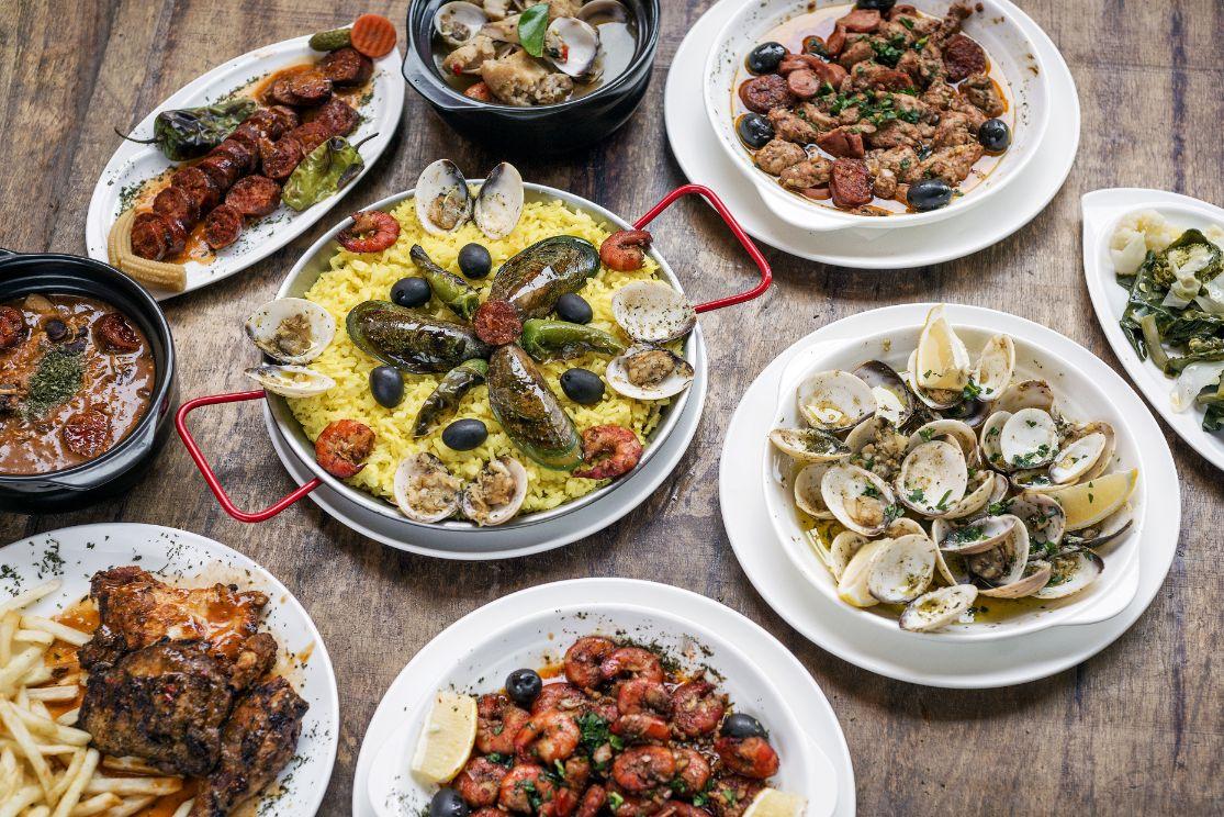 Portugali toit. Sandberg Reisid